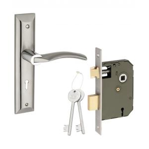 Caledonia Lock Change
